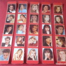 Coleccionismo Papel Varios: MARCAPÁGINAS ? SÚPER POP 5 TIRAS DE CARTÓN ACTORES LA SERIE TV BEVERLY HILLS 90210 SENSACIÓN VIVIR... Lote 214239031