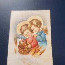 Coleccionismo Papel Varios: ESTAMPILLA RELIGIOSA. Lote 215084243