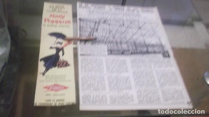 RECORTE PUBLICIDAD AÑO 1965 - MUÑECA FAMOSA , FABRICA AGRUPADAS DE MUÑECAS ONIL S,A,-ALICANTE (Coleccionismo en Papel - Varios)