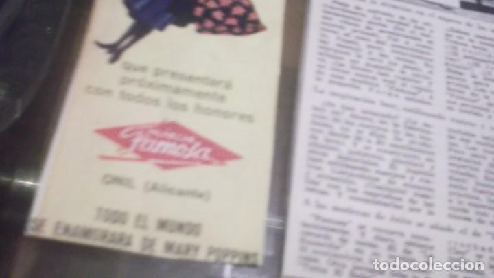 Coleccionismo Papel Varios: RECORTE PUBLICIDAD AÑO 1965 - MUÑECA FAMOSA , FABRICA AGRUPADAS DE MUÑECAS ONIL S,A,-ALICANTE - Foto 3 - 217633921