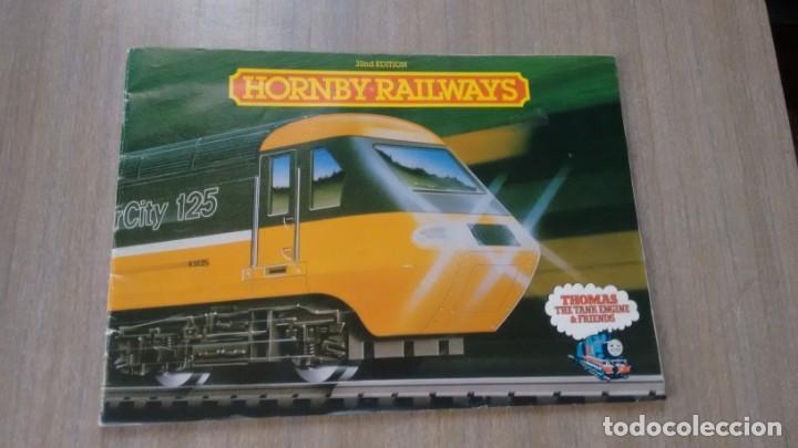 HORNBY-RAILWAYS (Coleccionismo en Papel - Varios)