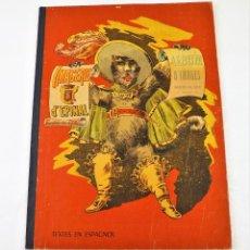 Coleccionismo Papel Varios: IMAGERIE D´EPINAL PELLERIN & CIE. TEXTOS EN ESPAÑOL. Lote 218481362