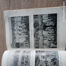 Coleccionismo Papel Varios: Y LA LIGA SIGUE..1952 HERNANDEZ PERPIÑA.PRIMERA EDICION FUTBOL. Lote 220492712
