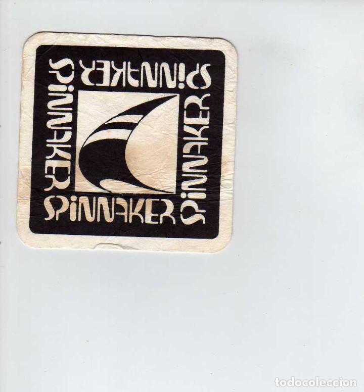 POSAVASOS SPINAKER (Coleccionismo en Papel - Varios)