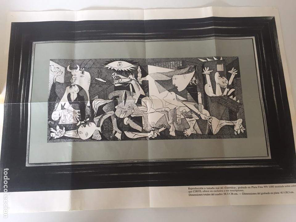 Coleccionismo Papel Varios: El Guernica de Picasso - Foto 3 - 221584677