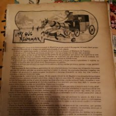 Coleccionismo Papel Varios: TRST4. E8. LIBRO INCOMPLETO.. EUSEBIO BLASCO.. ALFONSO PÉREZ NIEVA. Lote 221649362