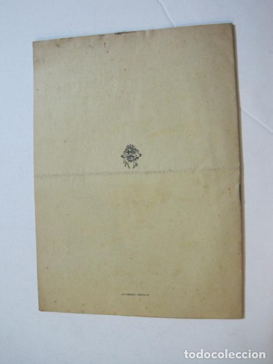 Coleccionismo Papel Varios: AGRUPACION CULTURAL FOLKLORICA BARCELONA-REVISTA ANTIGUA-Nº 161-JUNIO 1961-VER FOTOS-(K-800) - Foto 13 - 221951407