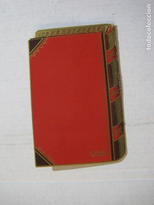 Coleccionismo Papel Varios: SAN ANDRES DEL PALOMAR-CASINO ANDRESENSE-FIESTA MAYOR 1912-PROGRAMA TROQUELADO-VER FOTOS-(74.953) - Foto 12 - 221957360
