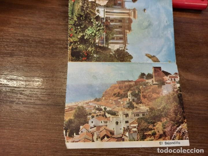 Coleccionismo Papel Varios: Desplegable recuerdo de Málaga. - Foto 6 - 222646960