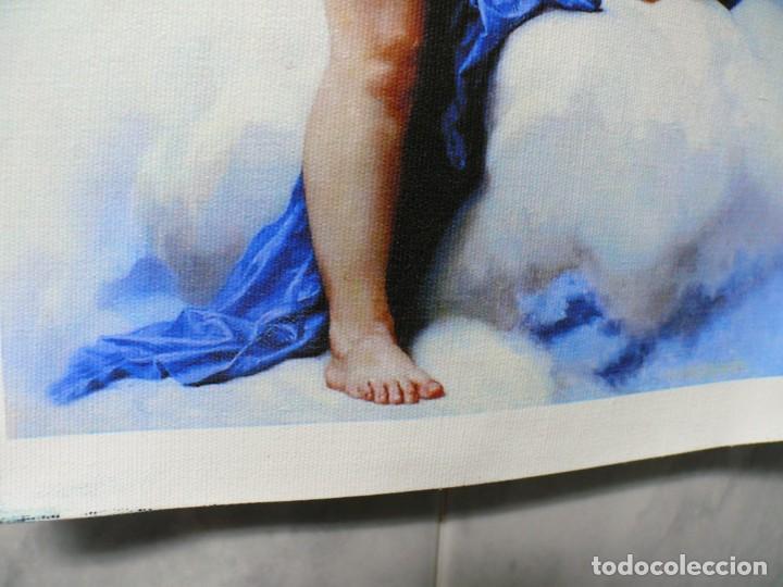Coleccionismo Papel Varios: 2 piezas. Psique y Cupido CUADROS EN LIENZO – IMPRESO. - Foto 14 - 200391061