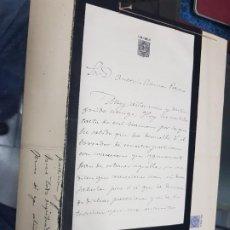 Coleccionismo Papel Varios: ANTIGUA CORRESPONDENCIA ANTONIO ROMERO ERNESTO VILCHES LORCA MURCIA VELEZ RUBIO ALMERIA S. XIX. Lote 223624236
