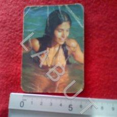 Altri oggetti di carta: ALIMENTACION PANDO SAN JUAN DE AZNALFARACHE 1976 CALENDARIO EROTICO C26. Lote 223972556