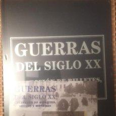 Coleccionismo Papel Varios: GUERRAS DEL SIGLO XX. COLECCIÓN DE BILLETES, SELLOS Y MONEDAS. 2008 1ª ENTREGA PR. Lote 224405270