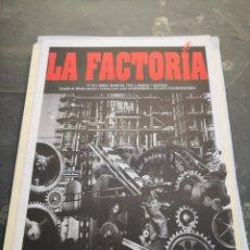 Coleccionismo Papel Varios: SPOOK FACTORY REVISTA LA FACTORIA N10 1995. Lote 228454895