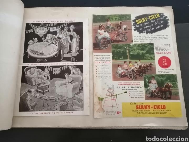 Coleccionismo Papel Varios: Album con 67 recortes de Publicidad años 50/60 - Foto 2 - 228583940