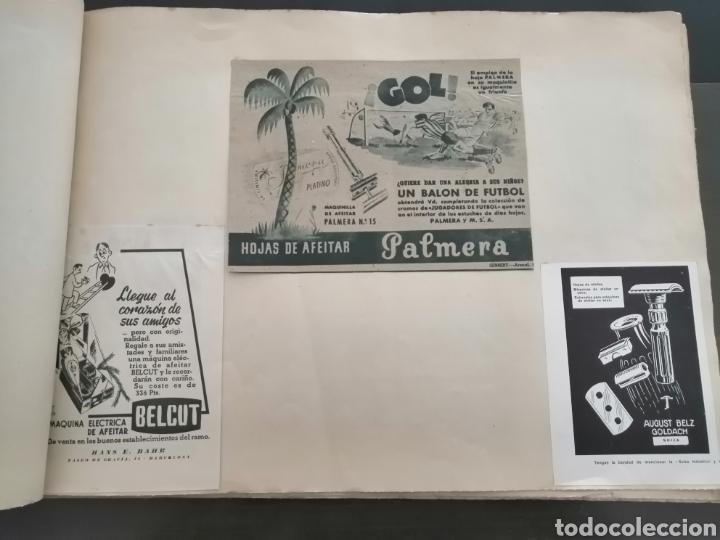 Coleccionismo Papel Varios: Album con 67 recortes de Publicidad años 50/60 - Foto 3 - 228583940