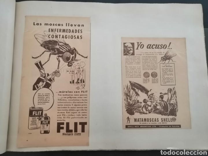 Coleccionismo Papel Varios: Album con 67 recortes de Publicidad años 50/60 - Foto 7 - 228583940