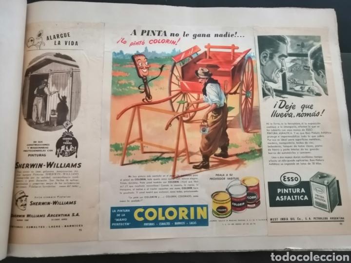 Coleccionismo Papel Varios: Album con 67 recortes de Publicidad años 50/60 - Foto 8 - 228583940