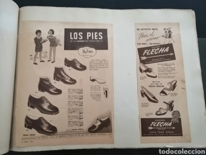 Coleccionismo Papel Varios: Album con 67 recortes de Publicidad años 50/60 - Foto 9 - 228583940