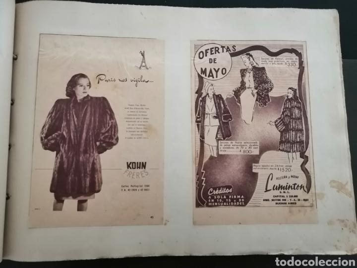 Coleccionismo Papel Varios: Album con 67 recortes de Publicidad años 50/60 - Foto 11 - 228583940