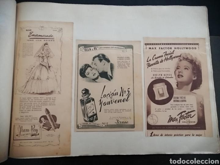 Coleccionismo Papel Varios: Album con 67 recortes de Publicidad años 50/60 - Foto 12 - 228583940