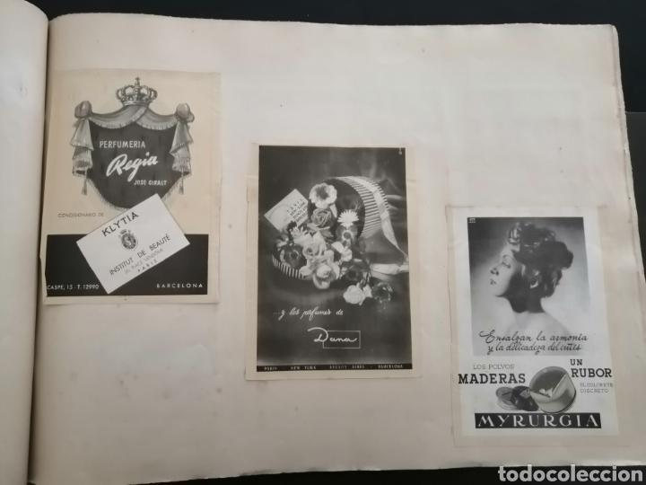 Coleccionismo Papel Varios: Album con 67 recortes de Publicidad años 50/60 - Foto 13 - 228583940