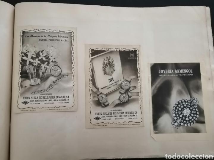Coleccionismo Papel Varios: Album con 67 recortes de Publicidad años 50/60 - Foto 15 - 228583940
