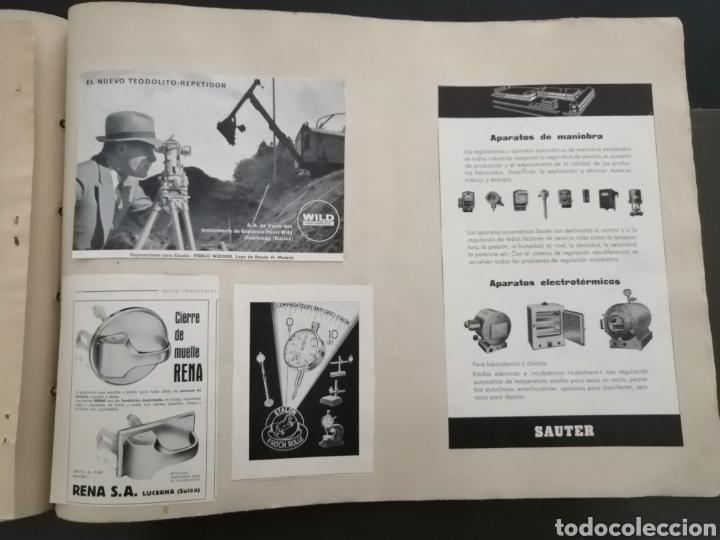 Coleccionismo Papel Varios: Album con 67 recortes de Publicidad años 50/60 - Foto 17 - 228583940