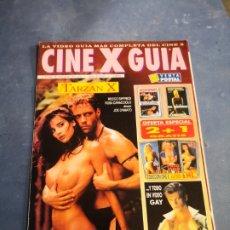 Coleccionismo Papel Varios: CINE X GUÍA ROCCO REVISTA EROTICA. Lote 230396820