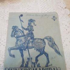 Coleccionismo Papel Varios: ANTIGUA LIBRETA DE COLEGIO. Lote 230747635
