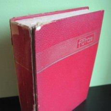 Coleccionismo Papel Varios: ALBUM FOTOS. CAMPAMENTO OLIVENZA, BADAJOZ Y FRANCISCO FRANCO, RIAÑO. HOCKEY. BOXEO.. Lote 234030205