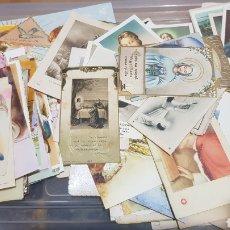 Coleccionismo Papel Varios: LOTE DE 168 ESTAMPITAS RELIGIOSAS - COMUNIÓN/ BAUTISMO/BODAS Y OTROS. Lote 234490950