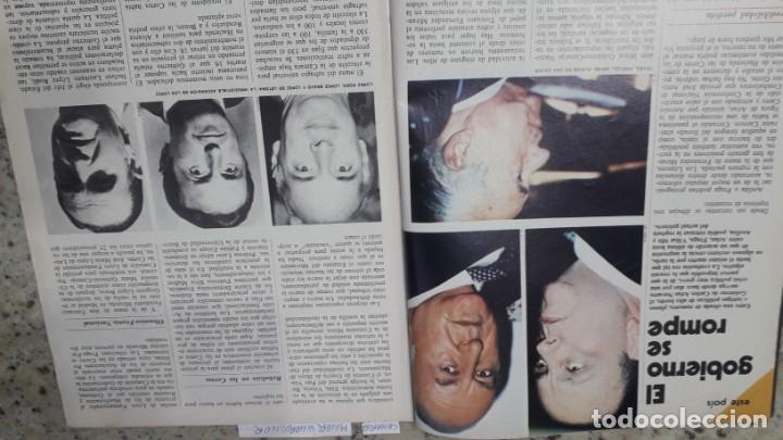 Coleccionismo Papel Varios: TRANSITO. CRISIS DEL GOBIERNO ARIAS. RECORTE DE CAMBIO 16, MARZO 1976 - Foto 2 - 234926655