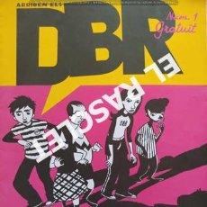 Coleccionismo Papel Varios: ANTIGUA REVISTA DBR - Nº 1. Lote 234938525