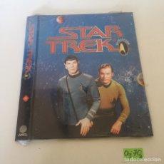 Coleccionismo Papel Varios: CARPETA DE STAR TREK PLANETA AGOSTINI SIN ABRIR. Lote 235841475