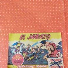 Collectionnisme Papier divers: FACSÍMIL NÚMERO 1 DE EL JABATO INCLUIDO EN LA EDICIÓN DE 1991 DEL CAPITÁN TRUENO. Lote 240671900