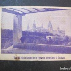 Coleccionismo Papel Varios: BARCELONA-GRANDES ALMACENES LAS NOVEDADES-PUBLICIDAD ANTIGUA-(77.698). Lote 243663595