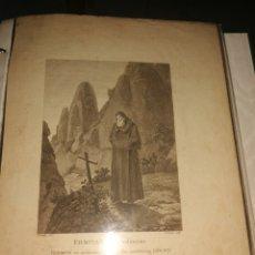Altri oggetti di carta: ERMITAÑO MONTSERRAT 1806. Lote 244834700