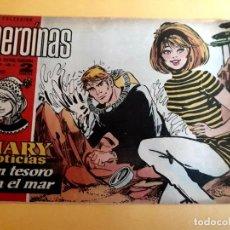 Coleccionismo Papel Varios: MARY NOTICIAS COLECCIÓN HEROINAS Nº 190. Lote 245070885