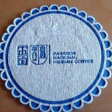 Outros artigos de papel: POSAVASOS PARADOR HERNÁN CORTÉS. Lote 245210350