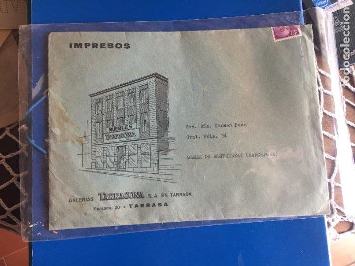 Coleccionismo Papel Varios: Antiguo folleto / propaganda muebles Tarragona catalogo muebles varios años 60- 70 - Foto 7 - 246548265