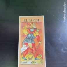 Coleccionismo Papel Varios: EL TAROT. Lote 250349615