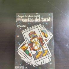 Coleccionismo Papel Varios: CARTAS DEL TAROT. Lote 250349735