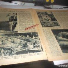 Coleccionismo Papel Varios: RECORTE AÑO 1934 - AQUI,EN LLANURA DE CASTILLA ,DONDE YACEN VARONES DE ESPAÑA,EL MIO CID,DOÑA JIMENA. Lote 252141835