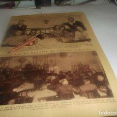 Coleccionismo Papel Varios: RECORTE AÑO 1934.(ZARAGOZA)FORENCIO PALOMEQUE DIRECTO CARCEL FUE TIROTEADO.ATRAS AUTOMOVIL RENAULT. Lote 253506030