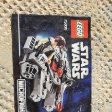 Coleccionismo Papel Varios: CATÁLOGO LEGO STAR WARS 1. Lote 253923930