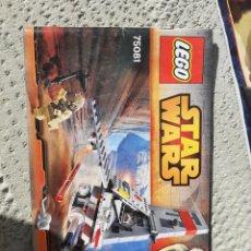 Coleccionismo Papel Varios: CATÁLOGO LEGO STAR WARS. Lote 253924120