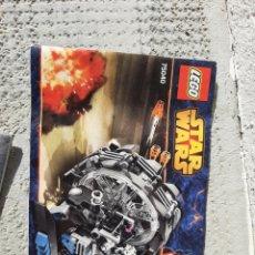 Coleccionismo Papel Varios: CATÁLOGO LEGO STAR WARS. Lote 253924310
