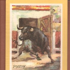 Coleccionismo Papel Varios: FOLLETO: PLAZA DE TOROS DE ALMERÍA. 1983. (P/D51). Lote 254950515