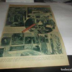 Coleccionismo Papel Varios: RECORTE PUBLICIDAD AÑO 1931 - CÓRDOBA .- MUY PRONTO SE INAGURA EL MUSEO DE JULIO ROMERO DE TORRES. Lote 255431490